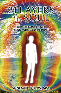 21 Layers of the Soul by Annemiek Douw